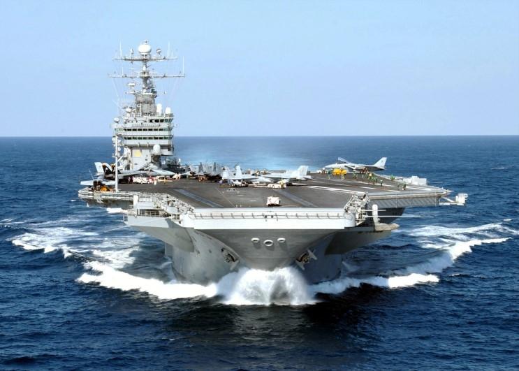 """Báo chí nước ngoài nói về chuyến """"du lịch"""" Biển Đông của tàu sân bay Washington?"""