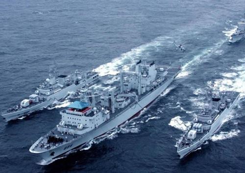 Cạnh tranh chiến lược Mỹ - Trung Quốc tại Biển Đông
