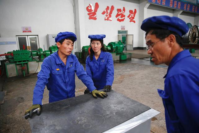 Tình hình căng thẳng trên bán đảo Triều Tiên sáng 06-10-2017: