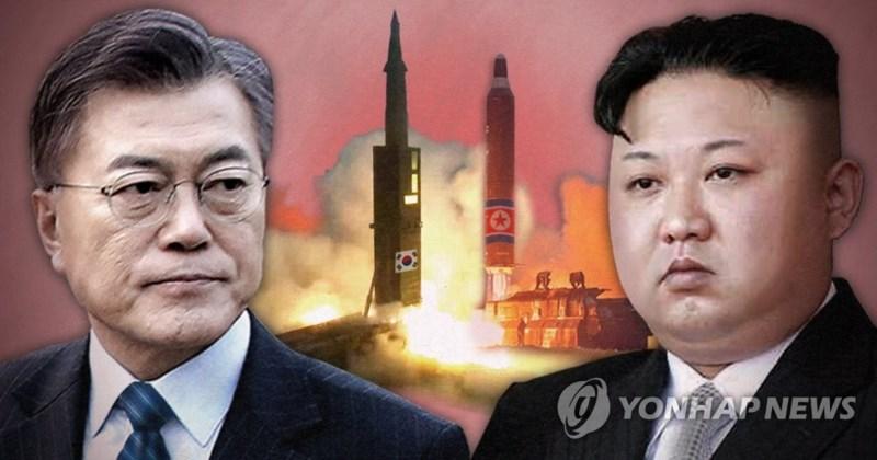 Triều Tiên 'chê' 100 ngày đầu của Tổng thống Hàn Quốc - ảnh 1
