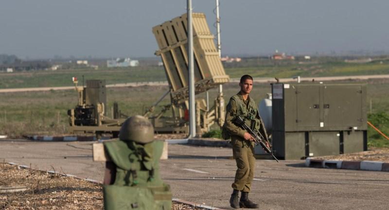 Israel cảnh báo sức chịu đựng với Syria có hạn - ảnh 1