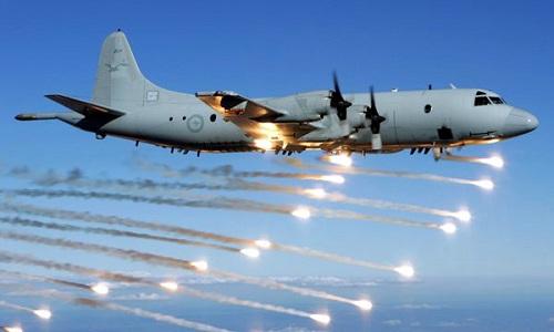 trinh sat co ap-3c orion cua khong quan australia. anh:airforce-technology.