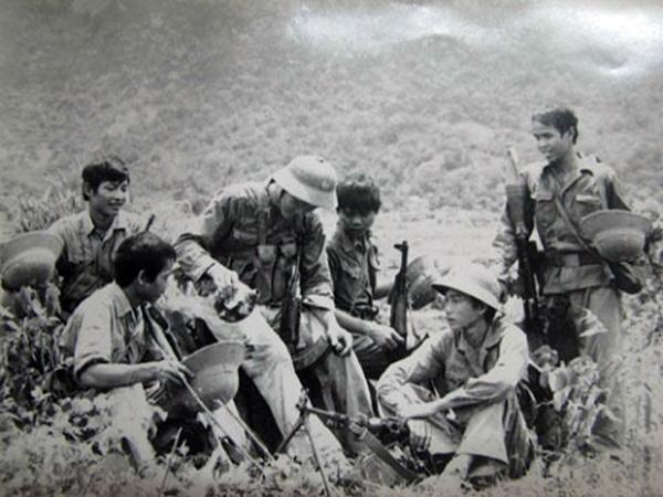 Phút sinh tử trên 'Đồi thịt băm' tại Vị Xuyên 1984