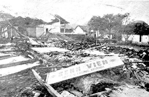 Chiến tranh biên giới phía Bắc 1979: Thị xã Cao Bằng chỉ còn lại một ngôi nhà