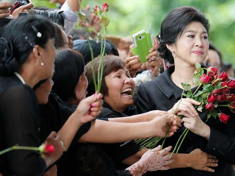 Phe ủng hộ bà Yingluck bị tố lạm dụng công quỹ - ảnh 1