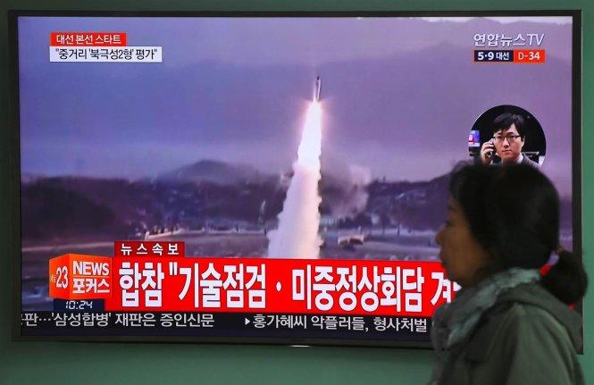 Ba lựa chọn hành động quân sự của Mỹ với Triều Tiên