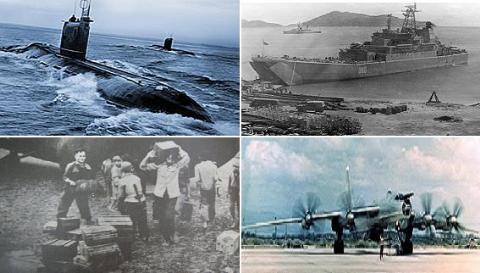 Chiến tranh biên giới phía Bắc 1979: Mặt trận Biển Đông trong đối đầu căng thẳng...