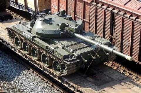 xe tang t-62m duoc nga vien tro cho quan doi syria