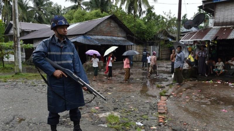 Myanmar: Phiến quân đánh đồn cảnh sát, 12 người chết - ảnh 2