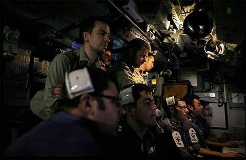 Đời thủy thủ trên tàu ngầm hạt nhân