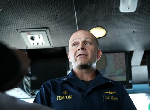 Thuyền trưởng tàu sân bay 'muốn người Việt hiểu Mỹ hơn'