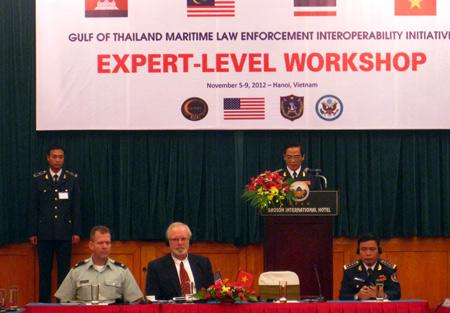 Việt Nam đề xuất tuần tra chung ở Vịnh Thái Lan