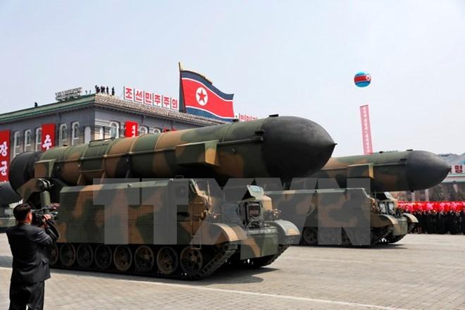 Tình hình căng thẳng trên bán đảo Triều Tiên 29-07-2017
