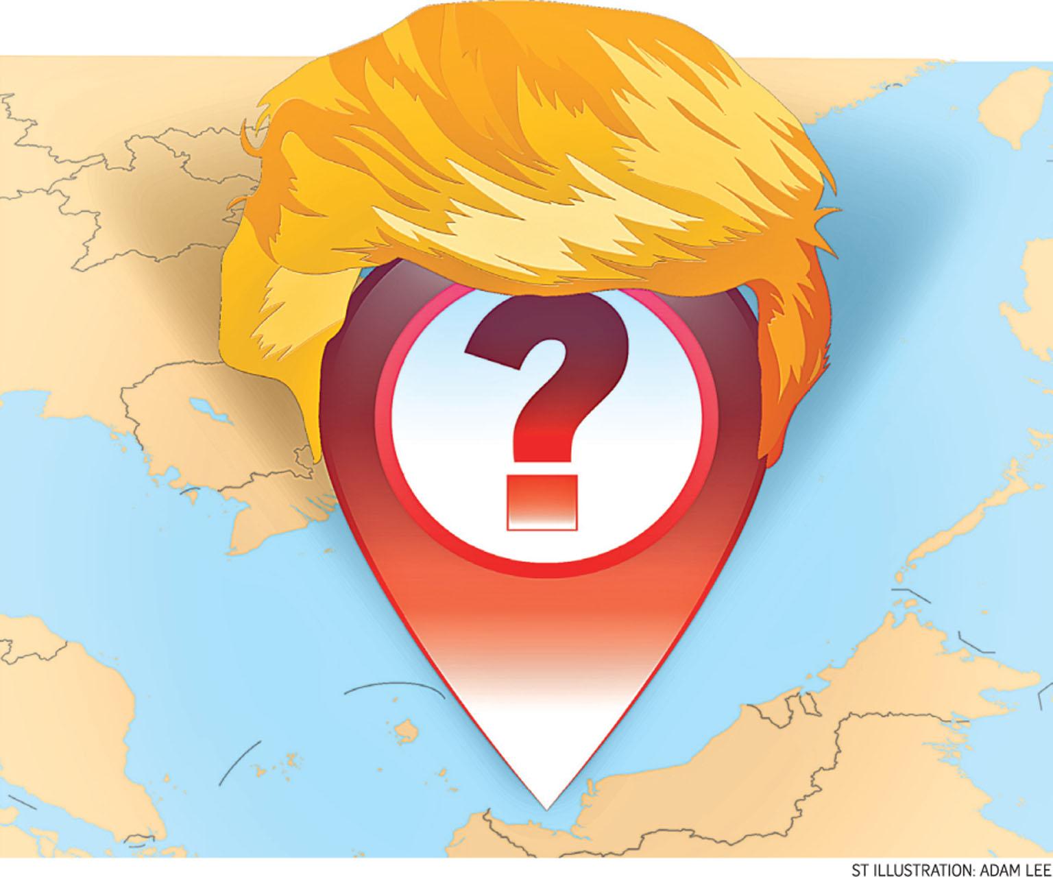 Năm trụ cột chiến lược của Mỹ tại Biển Đông