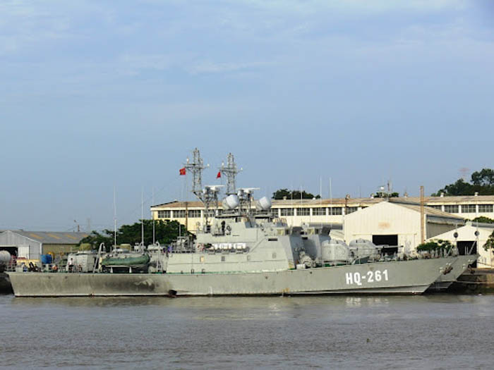 Điểm mặt các chiến hạm của Hải quân Việt Nam