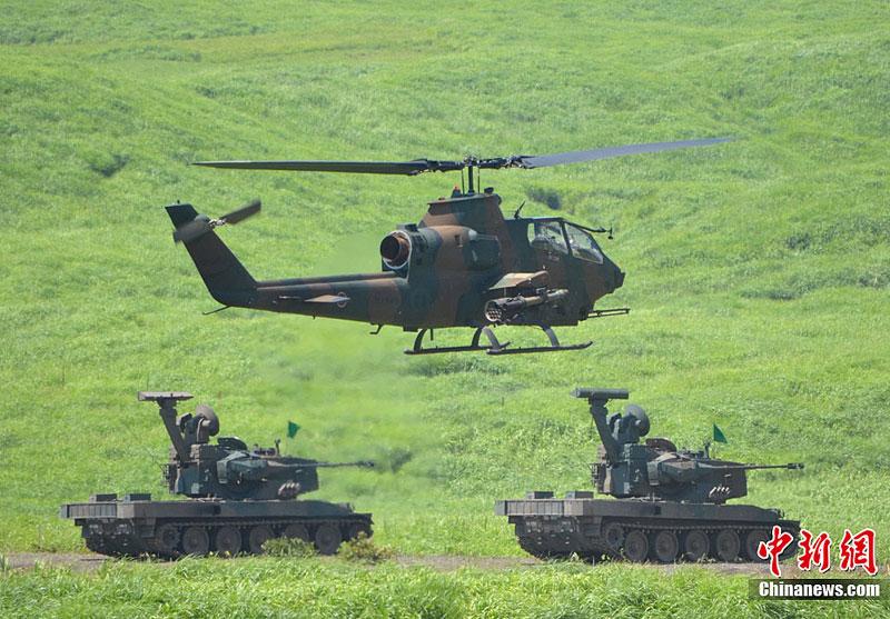 Lực lượng Phòng vệ Nhật Bản: Tính năng nhiều vũ khí đã vượt Mỹ