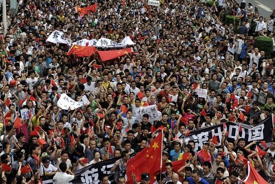 Nhật Bản – Trung Quốc: Kinh tế 'nóng', chính trị 'lạnh'