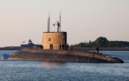 Nga hạ thủy tàu ngầm Kilo đầu tiên cho Việt Nam