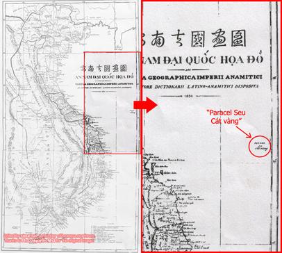 Tủ sách biển Đông: Hoàng Sa – Trường Sa, luận cứ & sự kiện