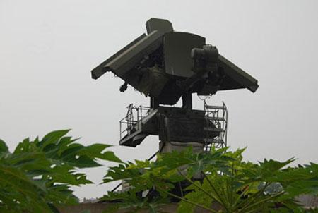 Hội thao kíp chiến đấu tên lửa S-125-2TM
