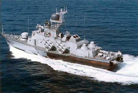 Hải Quân Việt Nam: Phân biệt tàu chiến Molniya và Tarantul