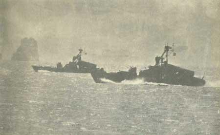 Chuyện ít biết về tàu tên lửa đầu tiên của Việt Nam