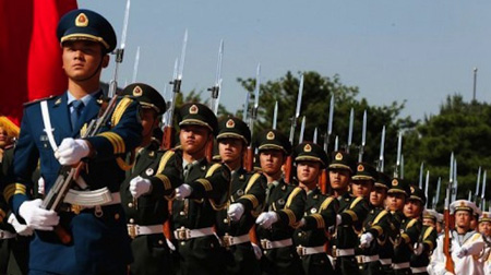 Trung Quốc - Nguồn gốc gia tăng chi tiêu quốc phòng ở châu Á