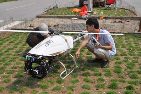 Tìm hiểu UAV Titan của Việt Nam
