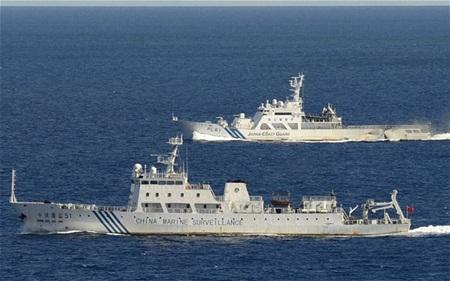 Bài toán nguy hiểm của Trung Quốc trong tranh chấp biển đảo