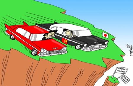 Căng thẳng Trung-Nhật: Không bên nào chịu xuống thang