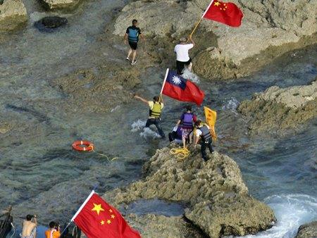Chủ nghĩa dân tộc đe dọa các vùng biển cận kề Trung Quốc