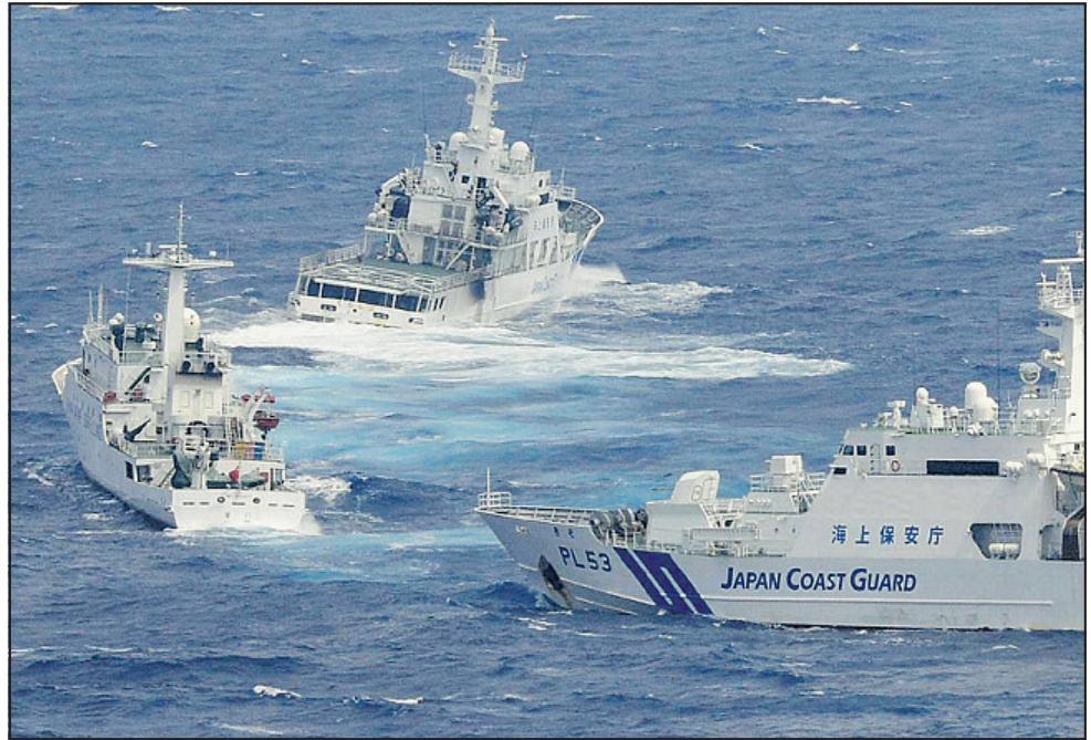 Chiến lược quốc phòng Nhật Bản: Trung Quốc là đối tượng tác chiến