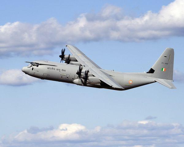 """""""Không quân Ấn Độ sẽ đóng vai chính nếu có chiến tranh với Trung Quốc"""""""