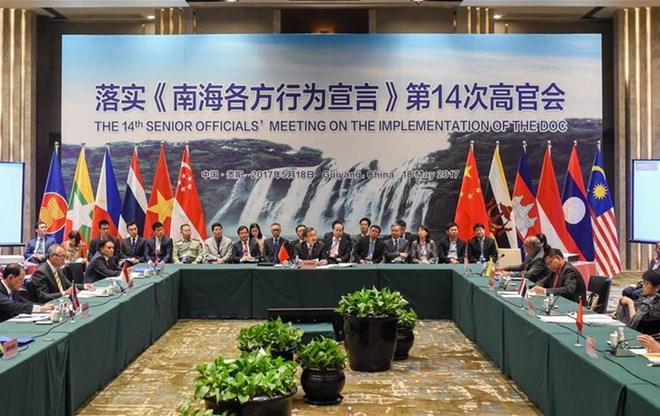 Thỏa thuận khung COC là bước tiến giảm căng thẳng ở Biển Đông