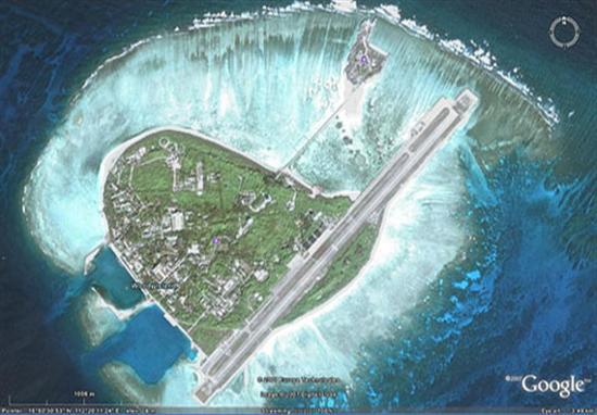 Trung Quốc đẩy mạnh đầu tư trái phép trên đảo Phú Lâm của Việt Nam
