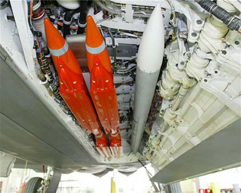Bom điều khiển đường kính nhỏ I: Boeing GBU-39/B