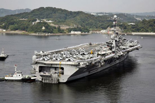 Quân Mỹ xây dựng chiến thuật mới kiềm chế quân độiTrung Quốc