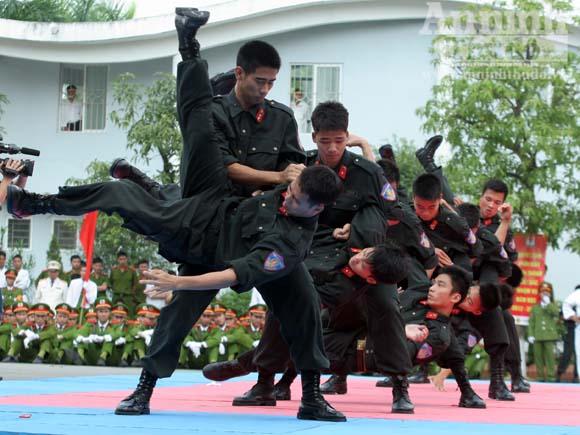 Diễn tập bảo vệ chủ quyền biển đảo Việt Nam