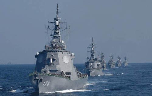 Nhật-Trung đánh nhau sẽ có tính hủy diệt hơn chiến tranh Malvinas