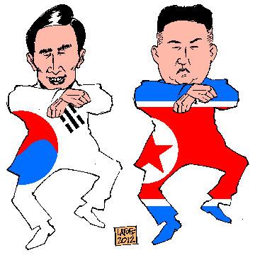 Triều Tiên với lá bài Trung Quốc