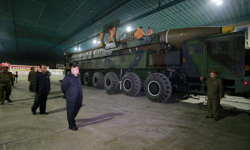 Tình hình căng thẳng trên bán đảo Triều Tiên 23-07-2017