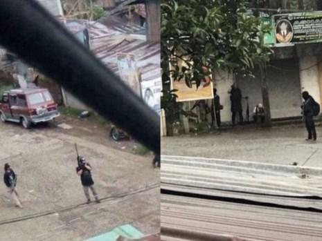 500 tay súng IS tràn vào thành phố Philippines