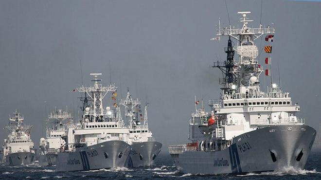 """Sau Biển Đông, Trung Quốc """"nhòm ngó"""" cả Ấn Độ Dương?"""