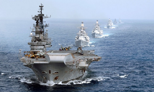 Tin tức tình hình Biển Đông 06-12-2017:  Ấn Độ thiết lập liên minh quân sự với Singapore đối phó TRung Quốc