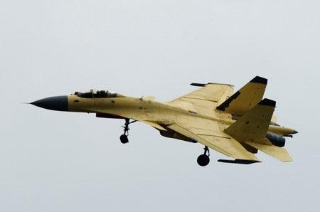 J-15 sao chép từ Nga của TQ bắt đầu bước được sản xuất hàng loạt?