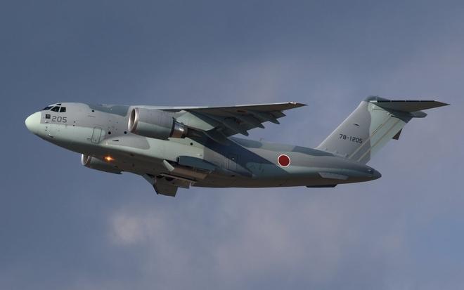 Nhật biên chế vận tải cơ nội địa sau 16 năm phát triển