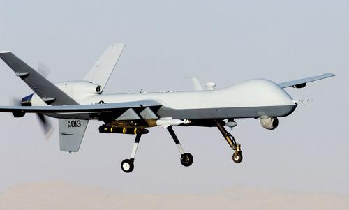 Dàn tên lửa, bom thông minh trên UAV 'Thần chết' Mỹ