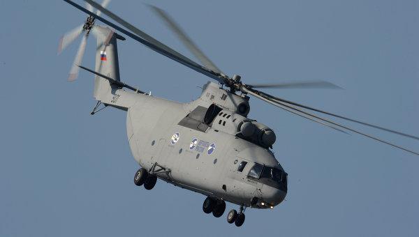 Mi-26T2 của Nga