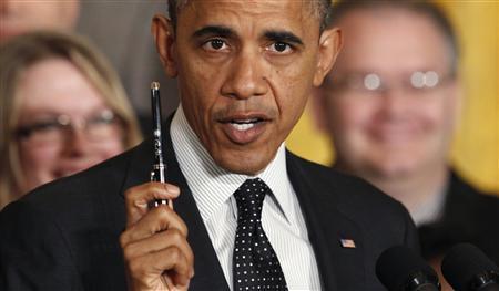 """Tổng thống Obama kêu gọi phá """"vách đá tài chính"""""""