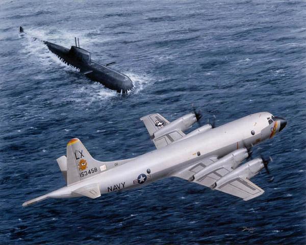 """""""Kẻ đi săn"""" tàu ngầm trên biển Đông"""